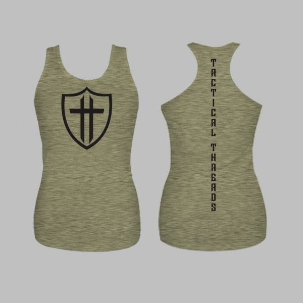 Girls Tactical Threads OG Tank
