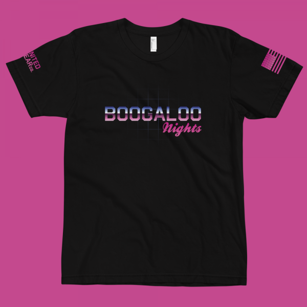 Boogaloo Nights Retro Premium T-Shirt