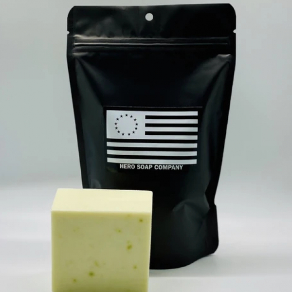 small batch soap