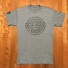 Man Made Customs T-Shirt
