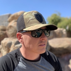 Tactical Threads Camo Hat