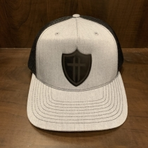 Tactical Threads grey and black snapback