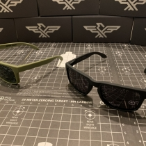 670-1 Tactical Threads Polarized Sunglasses