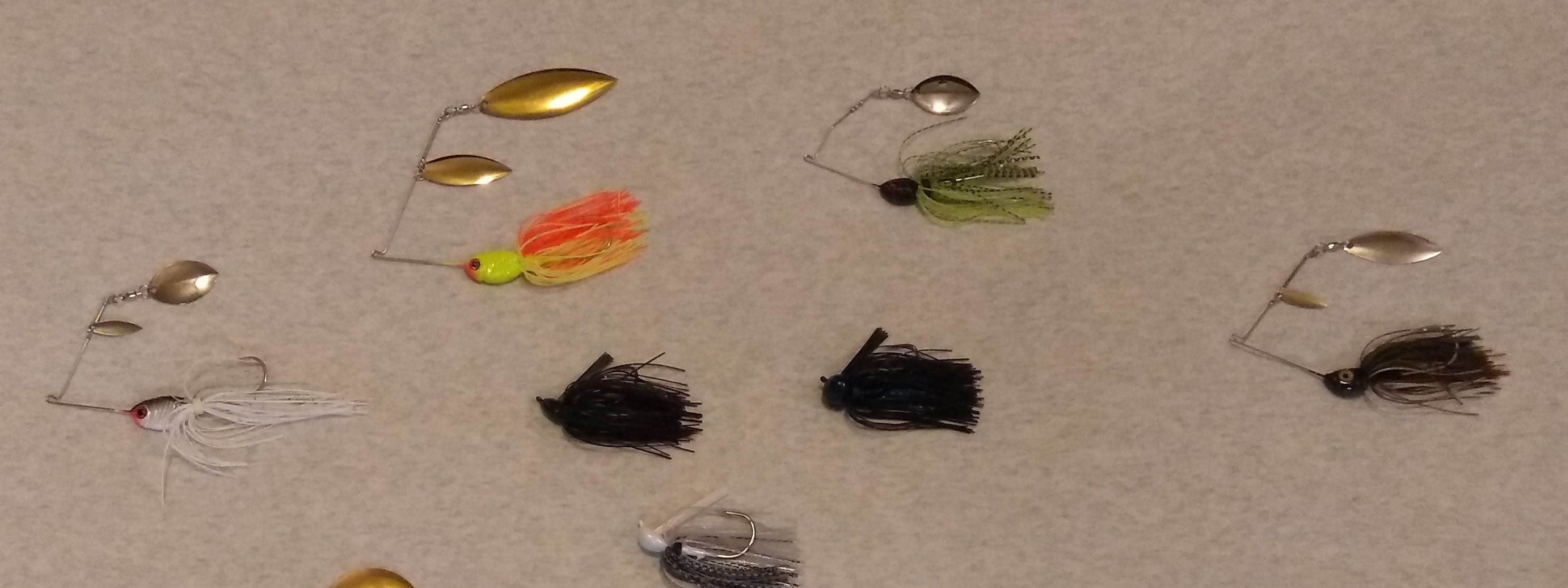 Products by Wunoff Custom Baits on Man Made Customs